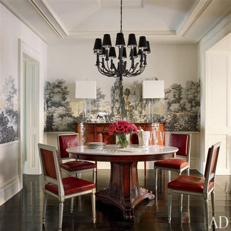 Architectural Digest Dining Rooms by Dining Rooms Gisele B 252 Ndchen Tom Brady