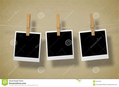 instant photos instant frames royalty free stock images image