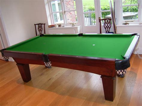 olhausen reno pool table olhausen reno in traditional finish snooker pool table