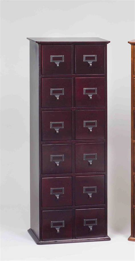 library card file multimedia cabinet leslie dame library card file media cabinet by oj commerce