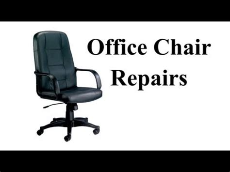 fix office chair cylinder office chair repair haworth gas cylinder lift doovi