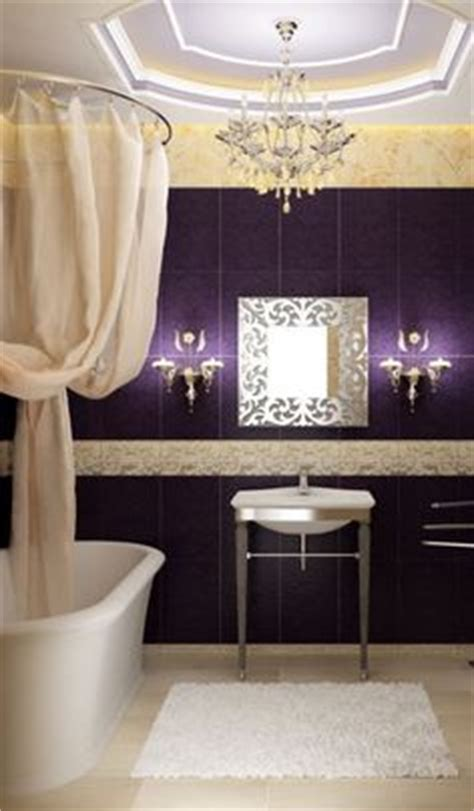 purple and gold bathroom 1000 images about purple gold bathroom on pinterest