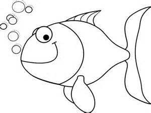 Image Outline by Fish Drawing Outline Coloring Home