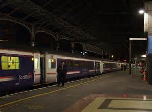 Caledonian Sleeper Stops by Caledonian Sleeper Station 169 Nugent