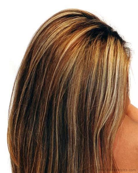 highlight hair color black hair color brown hair highlight ideas