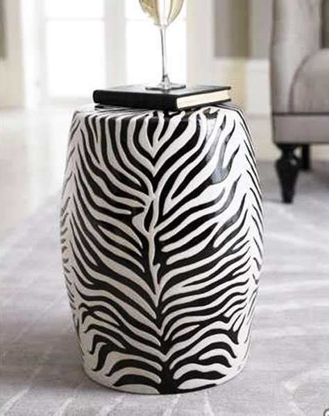 Home Decorating Ideas Zebra Print Home Decorating Ideas Allowing Zebra Prints To
