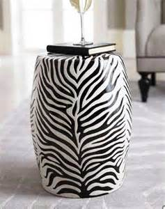 Zebra Print Home Decor Home Decorating Ideas Allowing Zebra Prints To