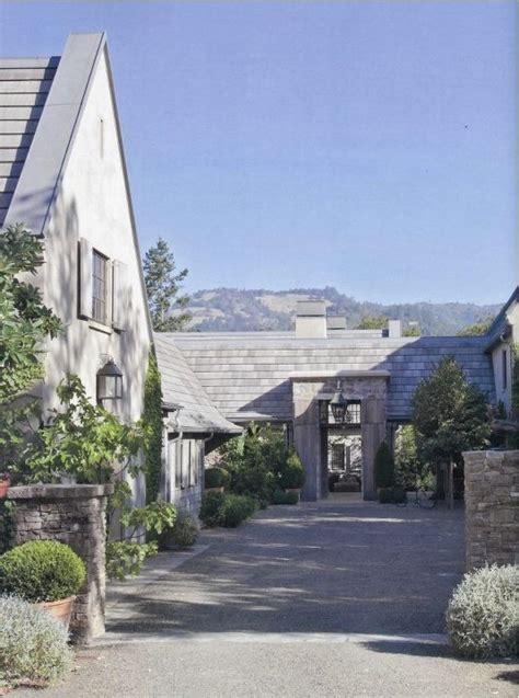 doxa home celebrating the ruralist aesthetic with bill ingram bobby mcalpine architecture pinterest brick driveway