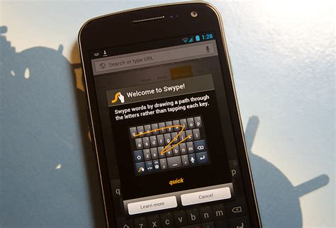 swype for android swype updated for sandwich android central