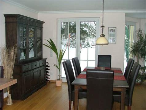 wohnzimmer esszimmer küche k 252 che in braun streichen