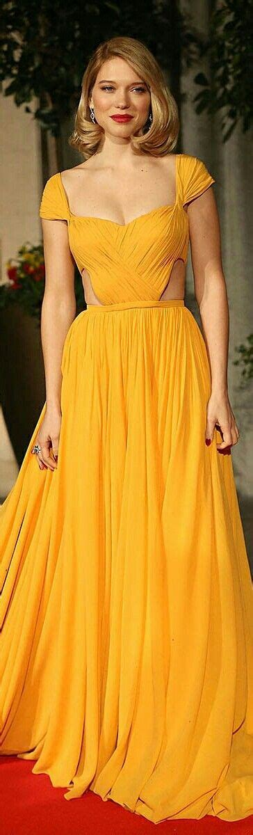 Bright Colored Wrap Dresses - best 25 mustard yellow ideas on vintage