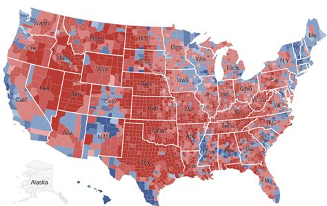Election Results Map by Common Cents Maps Of 2012 Us Presidential Election