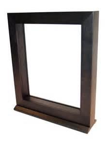 sided spinner glass rotating photo frame