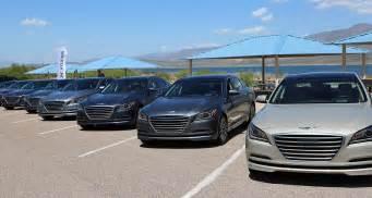 Hyundai In Usa Genesis Test Drive In Usa Hyundai Worldwide