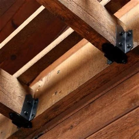 Decorative Joist Hangers by Home Depot Hangers And Ties On Pinterest