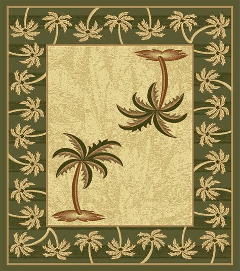 palm tree area rugs cheap green bahamas palm tree rug 2320 bahamas rugs