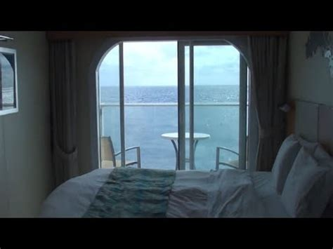 oasis of the seas balcony cabin tour