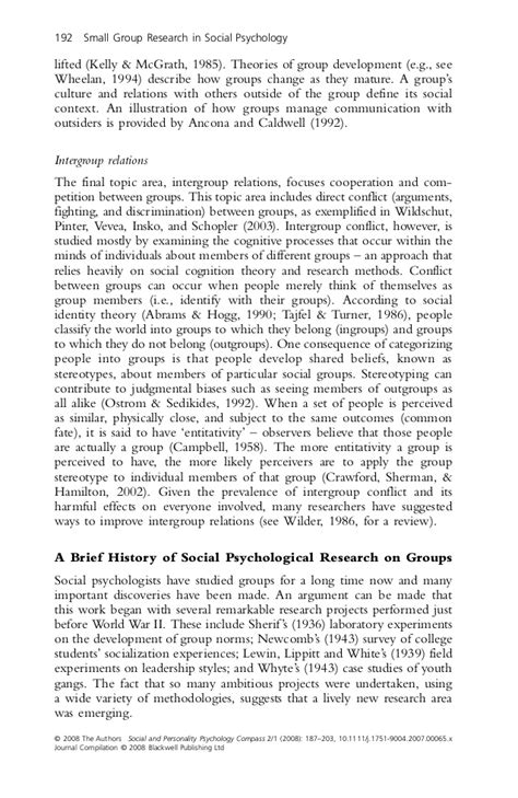 psychology topic for research paper social psychology topics for research paper teachersites