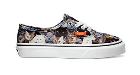 On Our Radar Sheryl Supports Ffany Shoes On Sale by Vans Cat Sneakers Support Aspca Hauspanther