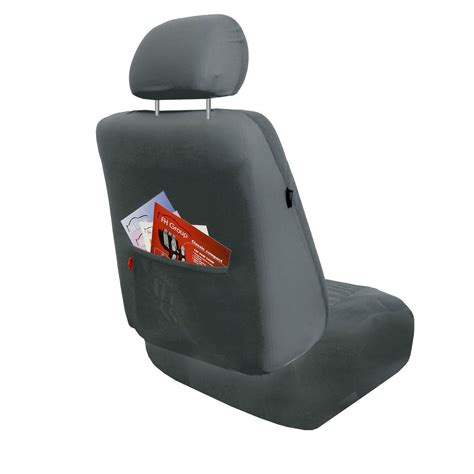 airbag seat covers rome pu leather 3 row seat covers for air bag safe