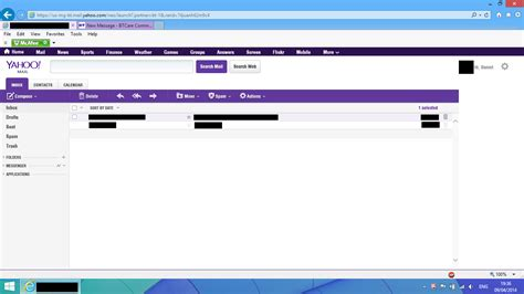 change layout yahoo mail solved different bt yahoo mail layout help required