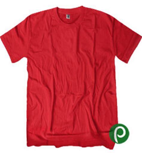 Kaos Polos Murah Merah Polos Kaos Dewasa T Shirt Cotton 30 S kaos polos merah png clipart best