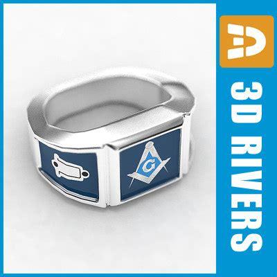 The Secret Of 3d Studio Max Ins Zaharuddin G Djalle Bonus Cd 3d model silver ring