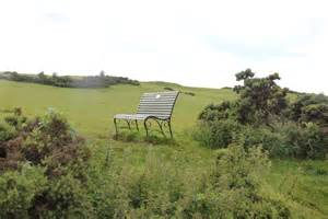 bench hill bench on cleeve hill by the golf course 169 terry jacombs cc