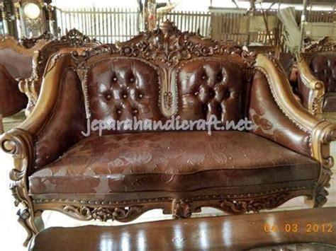 Kursi Tamu Ganesha jual set kursi tamu jati ganesha royal murah
