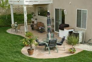 Backyard Ideas On A Budget Patios Backyard Patio Ideas On A Budget House Decor Ideas