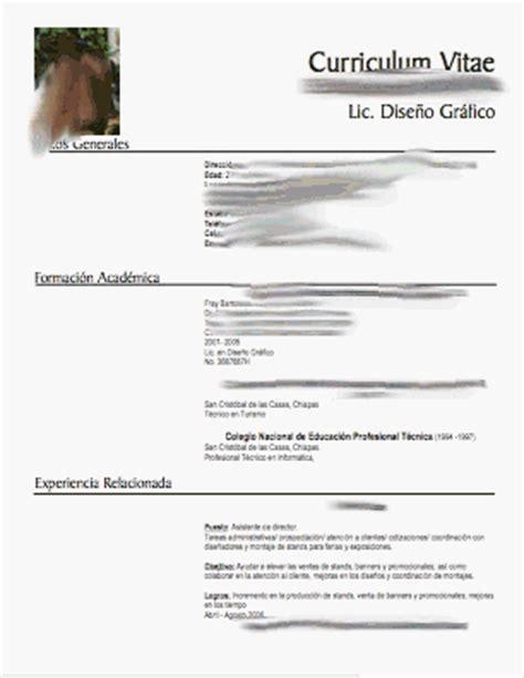 Modelo Curriculum Vitae Medico Recien Egresado Curriculum Vitae Medico Veterinario Recien Egresado
