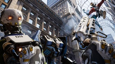 wallpaper robo recall vr oculus touch  games games
