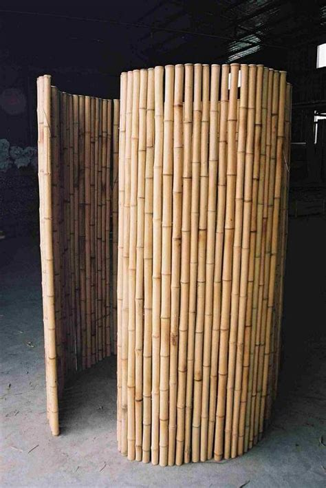 bamboo panel fence 187 fencing