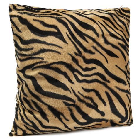 Animal Print Pillow Cases by Leopard Animal Print Pattern Pillow Sofa Waist Throw