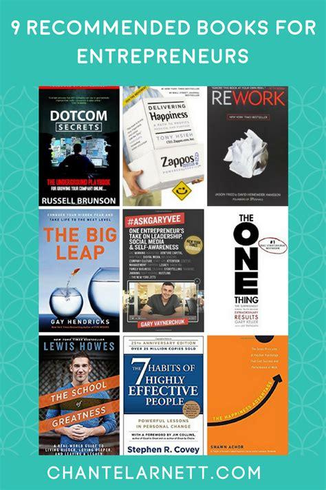 2487 Best Creative Entrepreneurs Images - 9 recommended books for entrepreneurs blogging