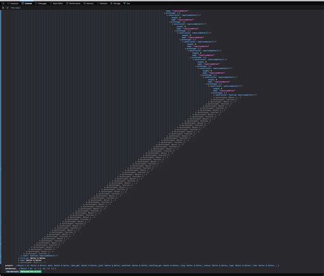 console log object javascript console log in firefox does not show actual