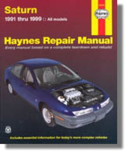 auto repair manual online 1992 saturn s series parental controls haynes 1991 2002 saturn s series auto repair manual