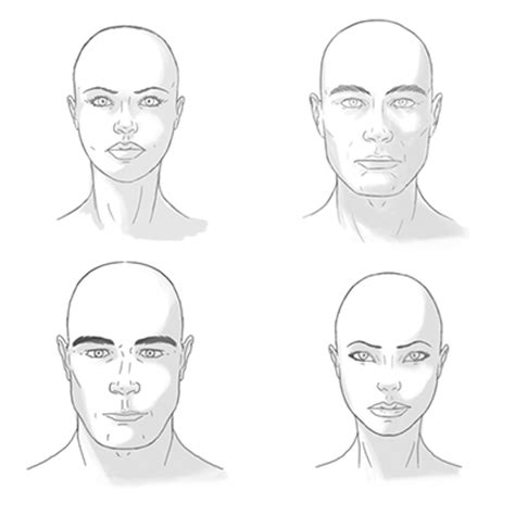 male vs female eyes the differences between male and female portraits