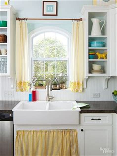 curtains for kitchen cabinets 1000 images about conserve w cabinet curtains on
