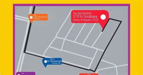 Alat Tes Stifin alamat kantor stifin surabaya