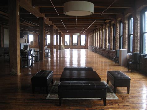 Industrial Loft | 25 industrial warehouse loft apartments we love