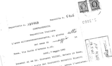 archivio notarile pavia copia atto notarile