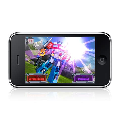 ipod touch apk transformers g1 awakening app available in app store softpedia