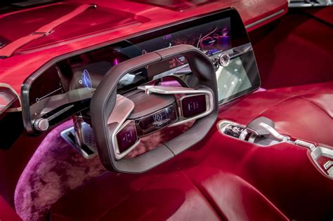 Renault Trezor Concept Car Revealed In Paris Pictures