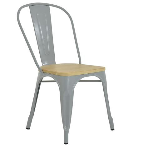 Tolix Dining Chairs Xavier Pauchard Tolix Style Dining Chair Ebay