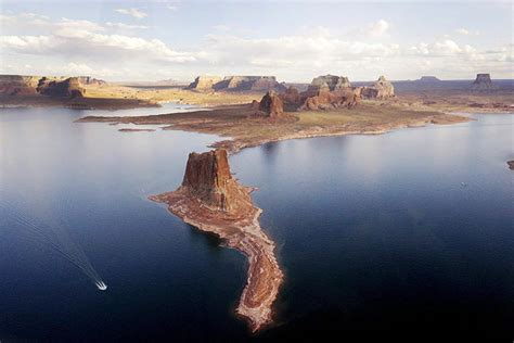 Lagie Mede lake mead to get above average flow of colorado river water las vegas review journal