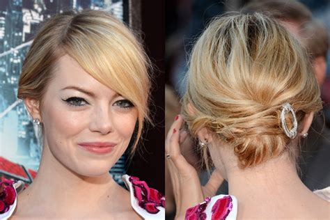hairstyles for work party new party hairstyles try hair ideas allure medium hair