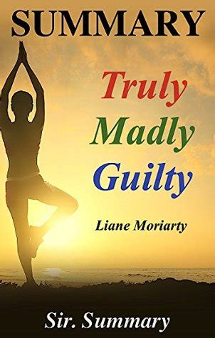 summary  madly guilty book  liane moriarty