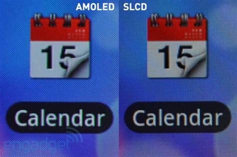 slcd  amoled wat  het verschil nieuws android planet