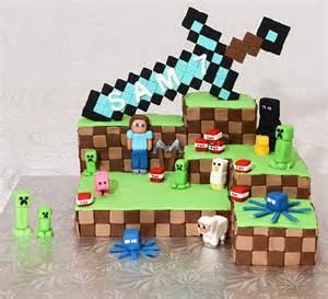 17 best ideas about minecraft cake designs on pinterest